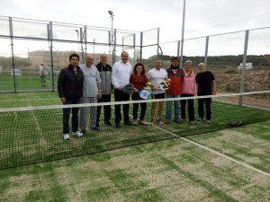 Foto Complex Esportiu Es Castell