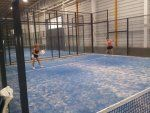 Foto Padel Indoor Drop Shot 0