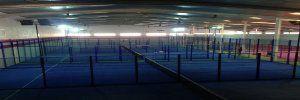 Foto Por Sport Indoor Pádel