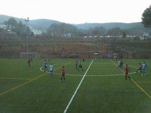 Foto Campo de Futbol Olivella