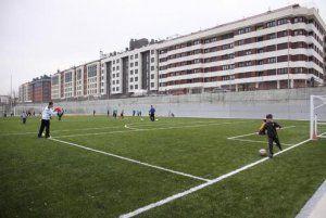 Foto Complejo Deportivo Pan y Guindas