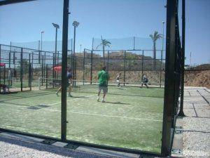 Foto Cerrado del Águila Club de Padel y Tenis