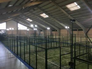 Foto Padel Indoor Puente Real
