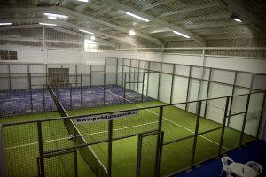 Foto Padel Indoor Almansura