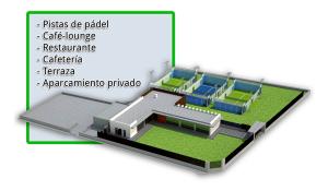 Foto Club de Pádel Vila-Real