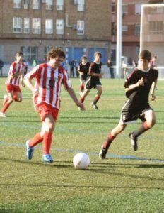 Foto Campo de futbol Malva-rosa