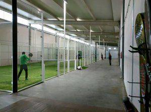 Foto Padel Indoor Talavera