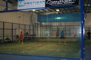 Foto Padel Indoor Albalat