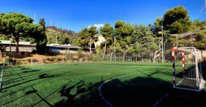 Foto Fundació Brafa - Escuela Deportiva