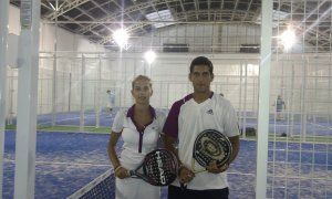 Foto Padel Indoor Vila-real