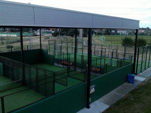 Foto Polideportivo Municipal de Boecillo