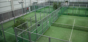 Foto Fit Point Padel Indoor Son Morro