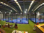 Padel Indoor Tona