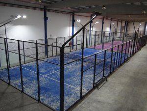 Foto Padel Indoor La Puebla