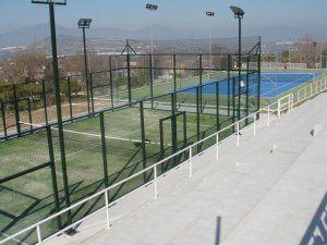 Foto Polideportivo Municipal Alhaurín el Grande