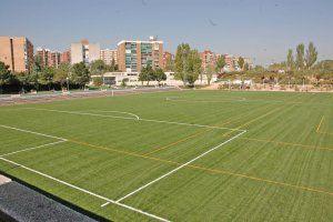 Foto Centro Deportivo Municipal Luis Aragonés