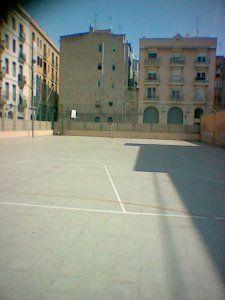Foto Pista Poliesportiva Municipal de Drassanes