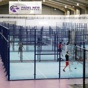 Foto Padel New Mega Indoor