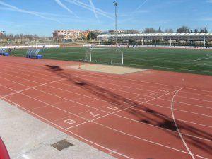Foto Polideportivo Cerro del Telégrafo