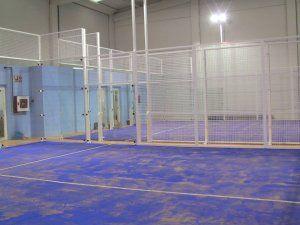 Foto Pádel Indoor Bilbilis