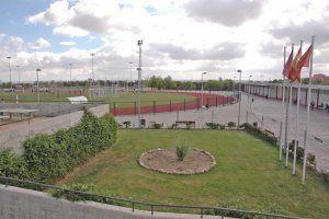 Foto Centro deportivo municipal Vicálvaro