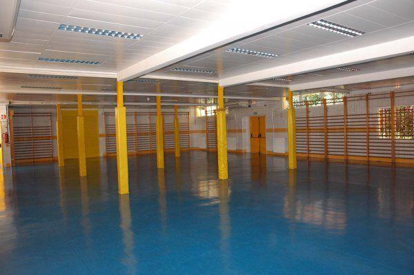 Centro deportivo municipal san juan bautista madrid for Piscina municipal arganzuela