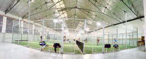 Foto UP Padel Indoor Argentona