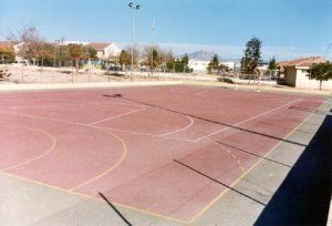 Foto Polideportivo de Tómbola