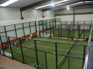 Foto Pádel Indoor Murcia