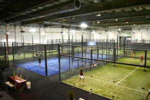 Foto Moraleja Box Indoor Padel