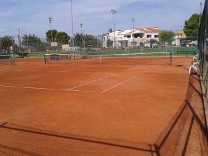 Foto Club de Tenis y Padel Naquera