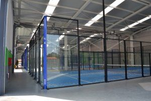 Foto Quitercon Padel Indoor - Guamasa