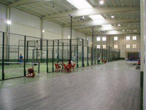 Foto SixPadel Indoor Aranjuez