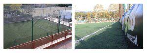 Foto Centro Asturiano Futbol Sala Sarrià - Barcelona