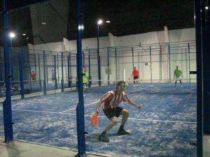 Foto Club Let Padel Ames