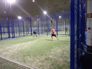 Foto Sport Padel Indoor Carrus