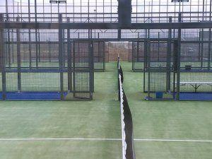 Foto Padel Aljau Sport Center - Aspe