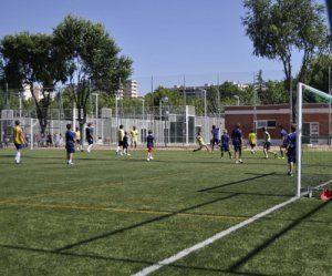 Foto Centro Deportivo Municipal Vicente del Bosque